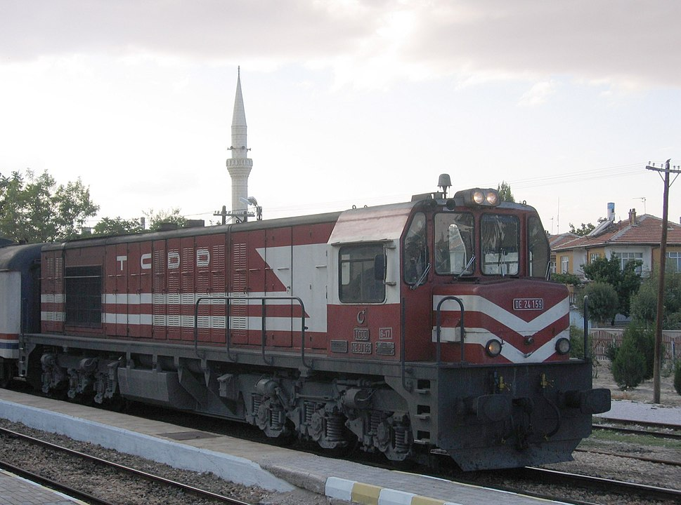 İç Anadolu Mavi Treni, Karaman