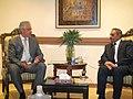 Επίσκεψη ΥΦΥΠΕΞ Σπ. Κουβέλη στη Βαγδάτη (06.06.2011) Deputy FM Kouvelis visit to Baghdad (6 June 2011) (5808301622).jpg