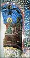 Θεσσαλονίκη, Μονή Βλατάδων. Οι τρεις παίδες εν καμίνω, 1360-1380.jpg