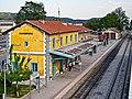 Ο σιδηροδρομικός σταθμός της Καλαμπάκας - panoramio.jpg