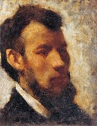 Автопортрет Франческо Филиппини (1853 - 1895).jpg