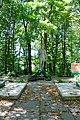 Бабин, Братська могила 236 воїнів Радянської Армії загиблих при звільненні села.jpg