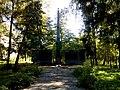 Братська могила 5 радянських воїнів та пам'ятний знак 304 воїнам-односельчанам Кладьківка 74-227-0093 01.jpg