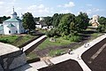 Вид с башни Луковки на территорию крепости 1 - panoramio.jpg