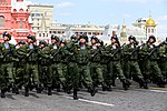 Военный парад на Красной площади 9 мая 2016 г. 079.jpg