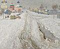 Горбатов Город в России под снегом.jpg