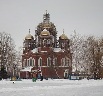 Pugachyov - The Resurrection Cathedral in Pugachyov