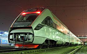 тарпан поезд фото