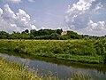 Замок Чарторийських в Клевані - осередок культурного шару пізнього середньовіччя P1070747.jpg