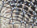 Композитная сетка, сделанная на автоматическом оборудовании с применением пластиковых креплений.jpg