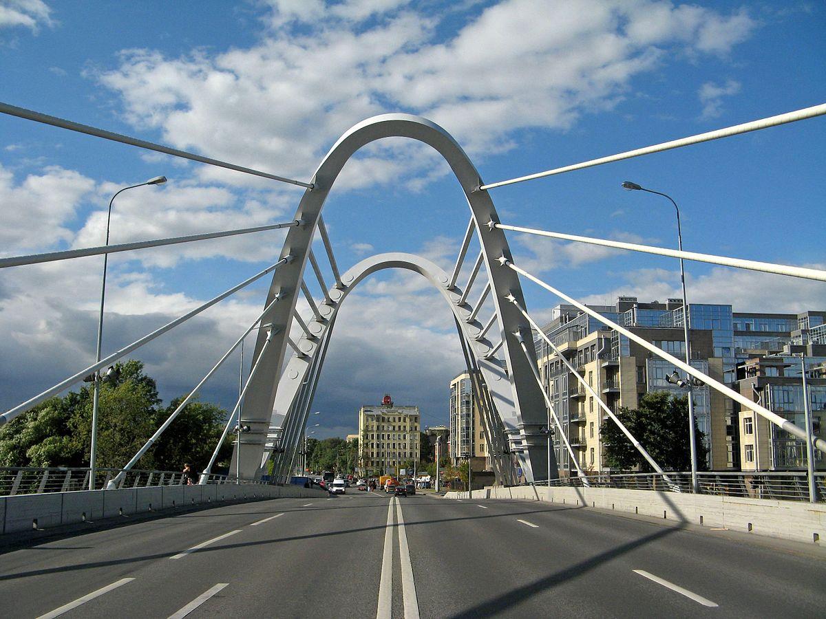 Lazarevskiy Bridge Wikipedia