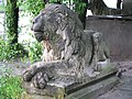 Лев при в'їзді в Олеський замок.jpg