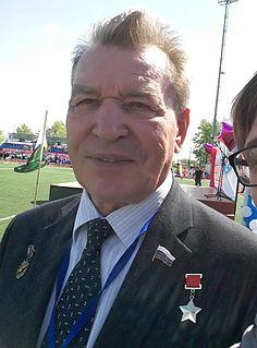 Nikolay Antoshkin Russian politician