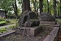 Новодевичье кладбище Санкт-петербург Могила Вице адмирала Павла Ивановича Истомина 2.jpg