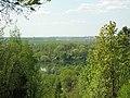 Ореховая гора, вид на Дудергофское озеро и поля.jpg