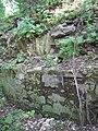 Остатки фундамента угловой башни крепости Никопсия (Дузу Кале), V-VII вв. н.э..JPG