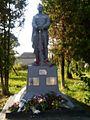 Пам'ятний знак воїнам-односельчанам, які загинули в роки Великої Вітчизняної війни 1941-1945рр. Липів Ріг 03.jpg