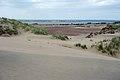 Песчаные дюны у устья Варзуги вид на Кузомень.jpg