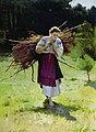Пимоненко Из-лесу 1900.jpg