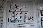 План размещения. Музей гражданской авиации. Ульяновск. Ноябрь 2013 - panoramio.jpg