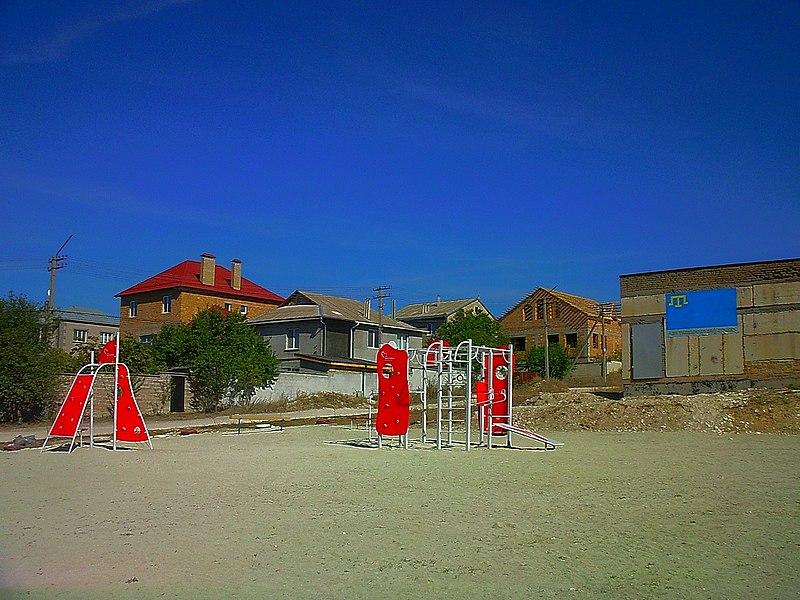 File:Площадка братьев Кличко - panoramio (1).jpg
