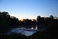 Река Белая - River Belaya Sunset(Extra Information for more, MET-3) - panoramio.jpg