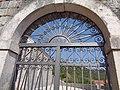 Свјетлопис сербског православног храма Св. архангела Михаила у Клинцима, Луштица2.jpg