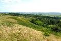 Слудные горы. Вид с высоты 334,2 в южном направлении - panoramio.jpg