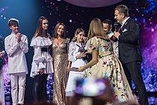 The Voice Kids Ukrainian Tv Series Wikipedia