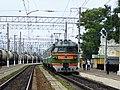 ЭР2-963, Россия, Вологодская область, станция Бабаево (Trainpix 181687).jpg