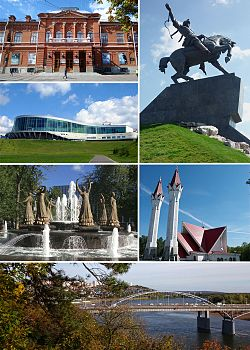 Views of Ufa