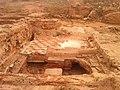 أرضية فسيفسائية لفيلا رومانية في تاجوراء.jpg