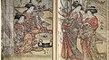 『青楼美人合 姿鏡』-Mirror of Yoshiwara Beauties (Seirō bijin awase sugata kagami) MET DP327259.jpg
