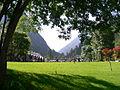 九寨入口的草坪 - panoramio.jpg
