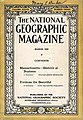 國家地理雜誌1920年3月號 -- 美麗島福爾摩沙 Formosa the Beautiful -- National Geographic Magazine, March 1920.jpg
