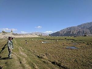 Pamiris - Image: 新疆塔吉克族牧民