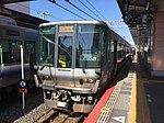 日根野駅の223系2500番台.jpg