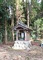 林の中の御地蔵さん - panoramio.jpg