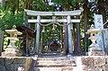 芝宮神社の鳥居 上伊那郡飯島町 2014.9.09 - panoramio.jpg