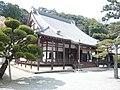 願行寺本堂 Main hall, Gangyōji - panoramio.jpg