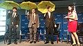 黃之鋒、戴耀廷及李柱銘出席美國人權組織自由之家在華盛頓新聞博物館舉辦的75週年慶祝特別活動.jpg