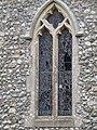 -2018-12-15 Lancet Window in the north elevation, Saint Margarets parish church, Witton, Norfolk (1).JPG