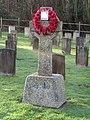 -2020-12-28 Royal British Legion Halsey House Memorial, New Cromer town cemetery, Holt Road, Cromer, Norfolk.JPG