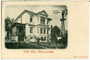Daniel Halladay - Halladay Windmill in Niederwartha, Dresden, Saxony, Germany