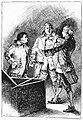 01 I caught him by the collar-Illustration by Paul Hardy for Rogues of the Fiery Cross by Samuel Walkey-Courtesy of British Library.jpg