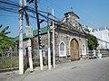 0201jfPoblacion Hall Church Arayat Pampanga National Roadfvf 01.JPG