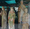 020 Cinq statues de saint Guénolé.JPG