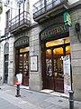 045 Farmàcia Santa Caterina, c. Carders 3 (Barcelona).jpg