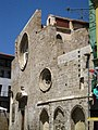 046 Església de Santa Caterina (València), pl. Lope de Vega.JPG