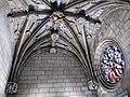 051 Generalitat de Catalunya, capella de Sant Jordi, volta.JPG
